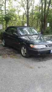 FOR SALE 1996 Saab 900 SE TURBO Convertible.