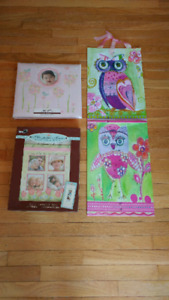 Welcome baby girl gifts