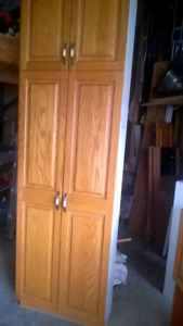Solid wood pantry for sale