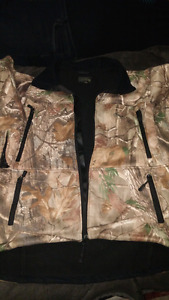 Man camoflage coat