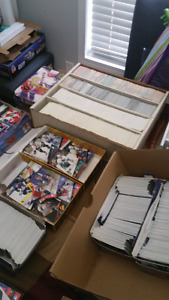 Complete Hockey Cards Collection