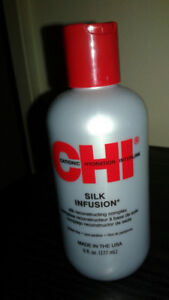 CHI Silk Infusion Hair Care Product