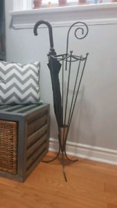 Mudroom/Entryway/Umbrella Holder