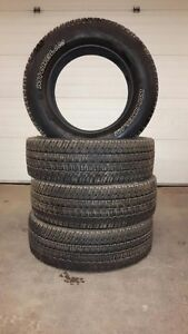 LIGHTLY USED TIRES