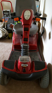 Victory XL 4 scooter