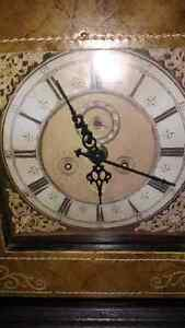 REDUCED -- Clock with 2 secret drawers Kitchener / Waterloo Kitchener Area image 2