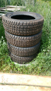 205 65 R16 hercules avalanche studded tires