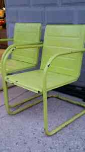 Vintage Lawn chairs London Ontario image 2