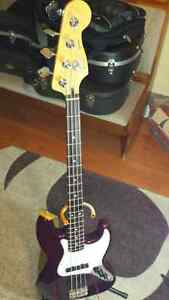Fender Jazz Bass MIM 1998 Kitchener / Waterloo Kitchener Area image 6