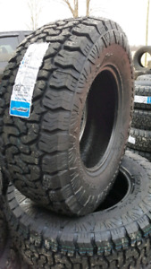NEW LT325/60/R20 AMP ALL TERRAIN TIRES