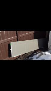 16×8 garage door