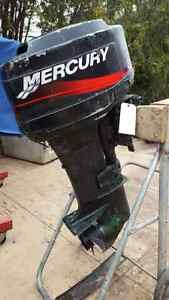 25 hp outboard motor Mercury