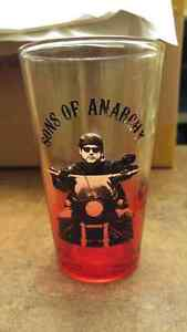 Sons of Anarchy Glasses Stratford Kitchener Area image 2