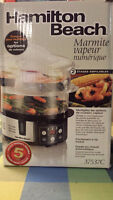 Brand new Two- tier Food Steamer