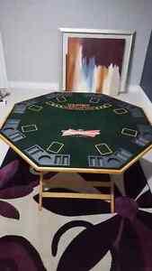 Budweiser Poker Table  London Ontario image 2