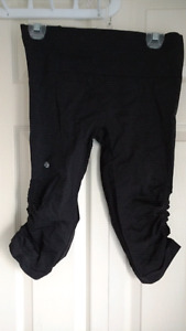 Lululemon - sweater, pants, shorts, vest, capri, leggings
