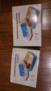 Brand new Bento lunch boxes