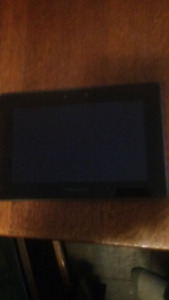 Tablette blackberry playbook