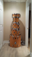 5 TOMS SONOR FORCE 3003