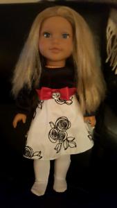 "18"" Newberry dolls"