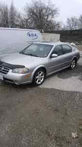 2003 Nissan Maxima 3.5 SE - Selling Complete!
