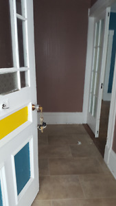 One Bedroom Apt. In Sackville N.B. Available Now