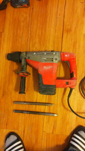 Milwaukee SDS Rotary Hammer/Chipper Drill