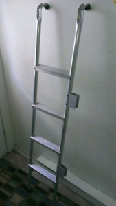 Ladder for RV or what ever you want to use it for $40