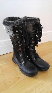 Bottes d'hiver neuves en cuir pour dames HD2 - 6M Gatineau Ottawa / Gatineau Area image 5