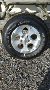 Buy Jeep rims get new tires FREE