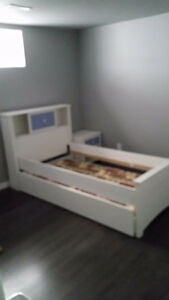 Basement Room for Rent - Students/Professionals Kitchener / Waterloo Kitchener Area image 1
