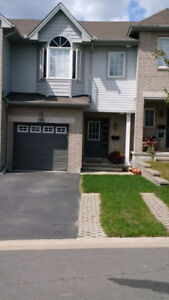 3 BEDROOM TOWNHOUSE IN ORLEANS AVAILABLE DECEMBER 1ST, 2017