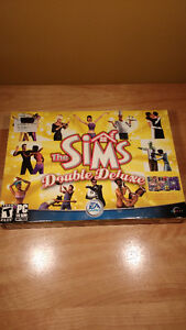 Les Sims Double Deluxe