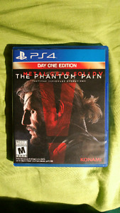 Metal Gear Solid V 5 - Phantom​ Pain (PS4/ Playstation 4(