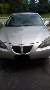 2007 Pontiac Grand Prix Sedan Great price