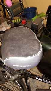 Schwinn no pressure saddle