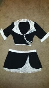 Sexy Gangster Costume for Sale! - Size Small London Ontario image 1
