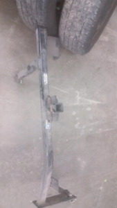 Trailer hitch for 2011 to 16 Jetta