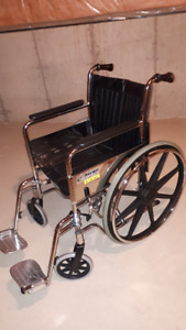 Great value wheelchair - Like NEW!