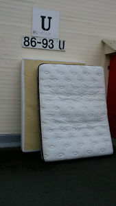 Simmons Queen Size Pillow Top Mattress and Box Spring $900 OBO