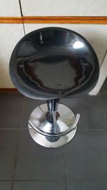 Retro Swivel Kitchen Stool