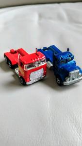 Vintage Hot Wheels Trucks