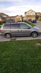 Honda Odyssey  Kitchener / Waterloo Kitchener Area image 6