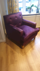 Charlotte James Hand Made Chair