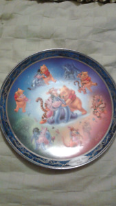 Hundred Acres Collectable Plate