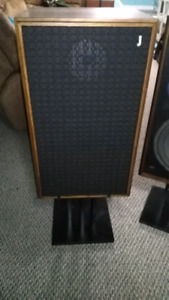 Jensen Model 5 speakers