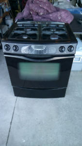 Jenn-air gas convection stove