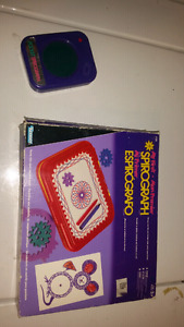 Vintage Spiro graph and Pocket Spirograph