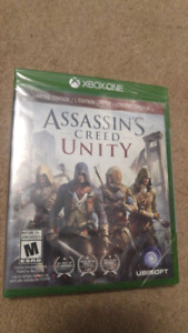 Assassins creed unity xbox one for trade