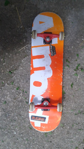 complete ready Togo pro almost deck .comes with grind rail